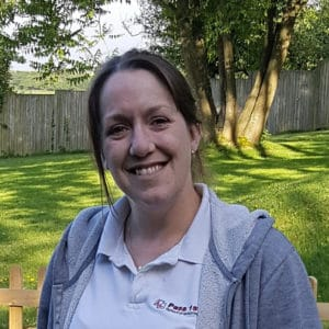 Pass 1st Instructor - Toni Brown